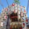 7月14日 祇園祭 岩戸山 宵宮奉納舞台「天岩戸カミあそび」
