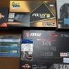 エンコード用の自作PCをAMD ryzen2700xで組み立ててみた