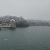 【多摩湖積雪状況 H30.2.2】お久しぶりに多摩湖一周走ってきました!