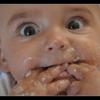 つかみ食べしない(生後9ヶ月)