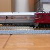 鉄道模型のカシオペアと北斗星と…