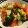 甘酸っぱいたれがたまらないブロッコリーのマリネ炒めのレシピ