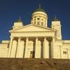 【HIS添乗員ツアー・フィンランド&ドイツ・12】ヘルシンキ市内観光!かっこいい寺院