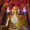 33番 川沿いの寺に大仏を!(2)アユタヤにある大仏で有名なお寺