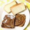 高級食パンの波にのり、「わざなか」の生食パンを。