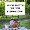 フランス流ピクニック♪ 使えるレシピ4つ集めました