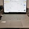 HP ENVY15-ep creatorPCに買い替え!デスクトップからノートパソコンへ変更しました