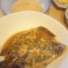 カレイ煮、コロッケ、魚フライ、玉子焼き