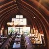 シェルボンはヨーロッパの雰囲気のカフェ