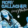 この人の、この1枚『ロリー・ギャラガー(Rory Gallgher)/Live at Montreux』