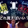 DJI Spark Japan 『あなたはどっち?』無駄買いか当たり買い