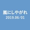 2019.06/01放送 嵐にしやがれ