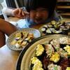 親子で寿司づくり