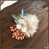 3月の誕生石【アクアマリン】【珊瑚】