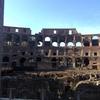 ローマの決闘場コロッセオ
