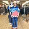 北斎「赤富士」の魅力を再現したサンサーフのアロハシャツ!!