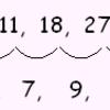 【ゲーム数学】ソシャゲで覚える数列3 階差数列【プランニング】
