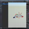 Xcode 10 の Scene Editor で Metal のカスタムシェーダーを設定する