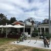 スワンリバー前のカフェ 【The Kiosk Fremantle】