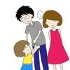 息子がパパにばかり抱っこをせがむわけ。