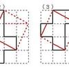 ポリオミノを分割して正方形を再構成する問題(5)の解