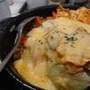 チーズタッカルビ鍋定食