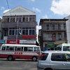 ギアナ3国の2ヶ国目、日本のバスが走っているスリナム