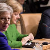 G7で影の薄い英首相、ロシア元スパイ事件後なのに、トランプはロシア復帰提唱