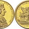 フランス1775年ルイ16世ゴールドメダル