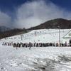 今日は鹿島槍スキー場!年末、大賑わいでした。【ゲレンデレポート】