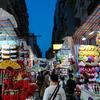 子供と海外旅行〜春は香港・31〜旺角love!女人街&花園街でショッピング