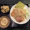 花銀琉(浦添市)塩つけ麺 800円