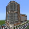 高層ビルを作る ②  [Minecraft #33]