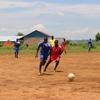 サッカーを通じたアフリカ難民支援-大学生が見たスポーツを通じた「平和構築」