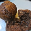 HMで作る、簡単!フォンダンショコラ、チョコカップケーキ
