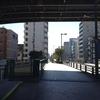 言い訳の東京旅行二日目(5)。堀部安兵衛の道場跡も公園に。隅田区の各種の橋。錦糸町へ