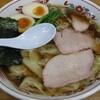 とら食堂松戸分店@松飛台 ワンタン麺味玉入り