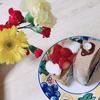 母の日 ケーキたちとお花たち