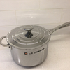 ル・クルーゼの3Sシリーズの片手鍋を買いました。