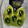 【エリップスそっくり】MIRANDA(ミランダ)を使ってみた《100均ヘアオイルの新星?!》