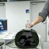 ARとマーカーレストラッキングを用いた超音波診断支援