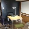 自宅カフェと呼んでいる作業場の写真を公開!BGMも整えました!!