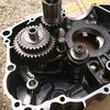 XL200RのエンジンにXL125Rの六速ミッションを移植する(4)