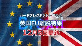 「ポンド上昇 英総選挙 保守党は優勢変わらず」ハードブレグジットに備えよ!英国EU離脱特集