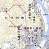 兵庫県たつの市の的場山(394.2m)