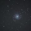 ぐるぐる廻る !? M74 うお座 渦巻銀河 & 太陽