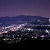 奈良の夜景が一望できる【新日本三大夜景 奈良若草山夜景観賞バス】