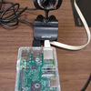 Raspberry Pi3で動体監視カメラに挑戦