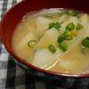 皆大好き!! じゃがいもと玉ねぎの味噌汁の作り方