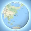 Googleマップでズームアウトすると3Dの地球が表示される仕様に。「グリーンランドとアフリカは同じ大きさじゃない」